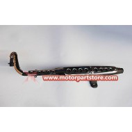 2016 Hot Sale Exhaust Pipe Fit For Monkey Bike.
