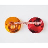 Performance CNC intake pipe for pocket bike