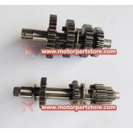 High Quality Main Counter Shaft For Zongshen 155 Dirt Bike