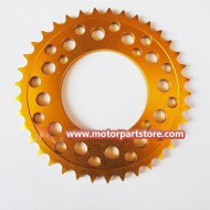 CNC 428 37teeth Sprocket for CRF/KLX dirt bike