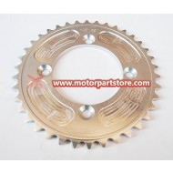 CNC 420 38teeth Sprocket for dirt bike