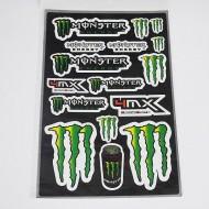 Racing Sticker Motorcycle,DIRT BIKE