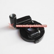 Throttle Bracket for 50cc-125cc Dirt Bike.