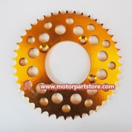 CNC 428 43teeth Sprocket for  dirt bike