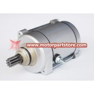 9 teeth starter motor for water cooled 200-250 CC