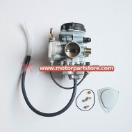 New Carburetor For Yamaha Kodiak Yfm 450 2003-2006 Atv