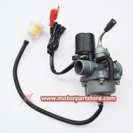 2016 New 19mm Carburetor For Yamaha Jog 50cc 90cc 100cc Scooter