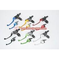 ASV brake clutch lever for dirt bike