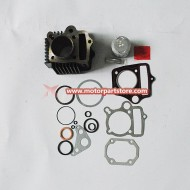 Big bore kit set cylinder pistion gasket for 90cc