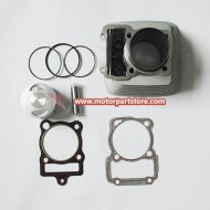 67mm Bore Cylinder Rebuilt Kit for CG250cc engine