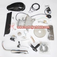 80CC 2-Stroke Gas Engine Motor Kit Bicycle Bike
