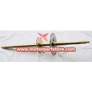 the rear axle fit for 150cc go karts