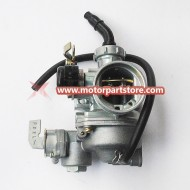 Hot Sale PZ22 Carburetor With Cable And Petcock