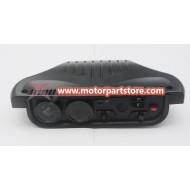 Speedometer plate for kangdi 50-110cc go kart
