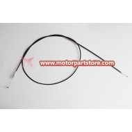 Throttle cable for Kandi go kart