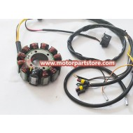 MOTORCYCLE AND ATV MAGNETO STATOR COIL