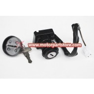 IGNITION KEY SWITCH FOR KAWASAKI KVF400 PRAIRIE