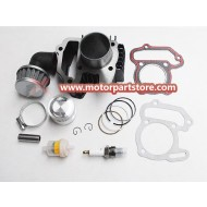 High Quality Cylinder Piston Kit For YFM 80  2002-2008 Atv