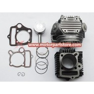 125cc CYLINDER HEAD AND BODY FOR CHINESE ATVS