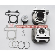 Hot Sale 125cc Cylinder Head With Body Kits
