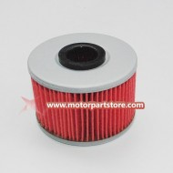 New Oil Filter Value For 2009-2012 Honda TRX420FA Atv
