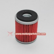 High Quality Oil Filters For Yamaha YFZ450R YFZ450X YZ250F Atv