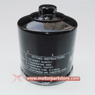 New Black Oil Filte For Kawasaki Mule 500 520 550 600 610 2500 Atv