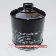 New Black Oil Filte For Kawasaki Mule 500 520 550 600 610 2500 Atv