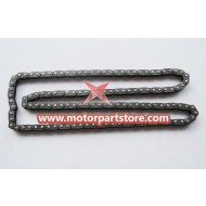 T8F-124 Chain for 2 stroke dirt bike