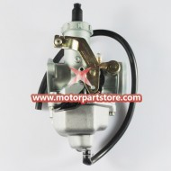 HIgh Quality 27mm Carburetor With Cable Choke For 150cc Atv