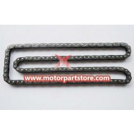 T8F-128 Chain for 2 stroke dirt bike