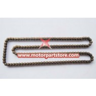 25H-138 Chain for 2 stroke pocket bike