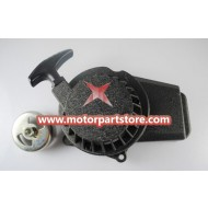 Pull Starter for 2-stroke  49cc Pocketbike.