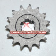 15-Teeth Reduction Gear for LIYA 2-stroke