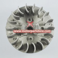 18-Fin Flywheel for 2-stroke 47cc & 49cc .