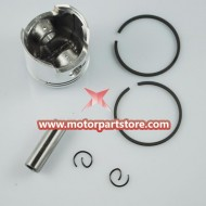 Piston kits fit for the (40-6)47cc 49cc 2 stroke