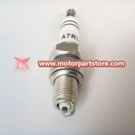 A7RTC spark plug fit the 2 stroke 47cc to 49cc