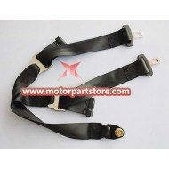 The safety belt fit for the go karts
