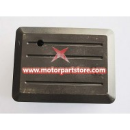 The battery box fit for 110cc to 150cc go karts