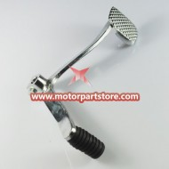 Universial Silver Gear Shift Lever For Atv And Dirt Bike