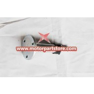 The steering wheel holder fit for 150cc go karts