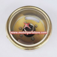 Magneto rotor fit for LIFAN 125CC engine