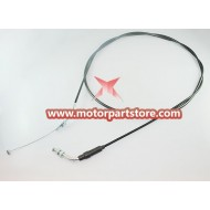 Throttle Cable for GY6 150CC scooter and go-kart.