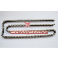 428H-144 KMC Chain for ATV, Dirt Bike & Go Kart.