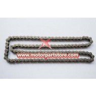 420-102 Chain for ATV, Dirt Bike & Go Kart.
