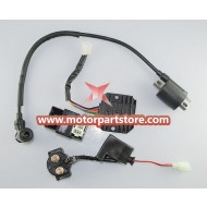 Electrical parts for 150CC dirt bike