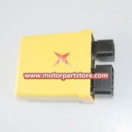 New 6-Pin Double Plug CDI Fit For 300CC Loncin Atv