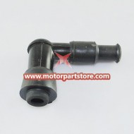 90°elbow rubber cover for ignition coil