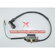 The ignition coil, for the 50CC to 125CC dirt bike