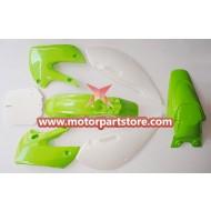Plastic Body Assy for Kawasaki Dirt Bike.